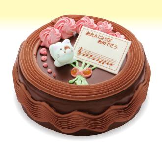チョコレートケーキ(17cm)