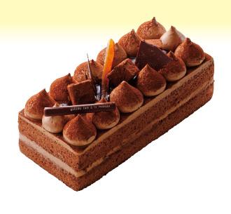 バトンケーキチョコレート