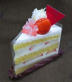 長野県産サマープリンセス苺のプレミアム純生クリームショートケーキ