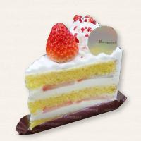 とちおとめ種苺の プレミアム純生ショートケーキ