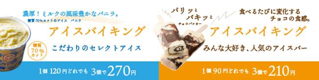 アイスクリームバナー