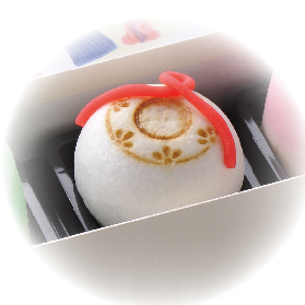 雛上生菓子 鼓