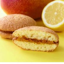 玉の子ブッセ マンゴー&レモン