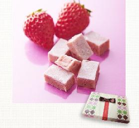 生チョコレート ストロベリー25個入